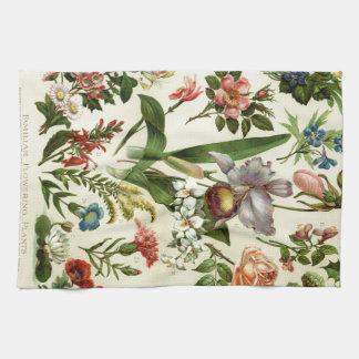 Flower Botanicals Towel