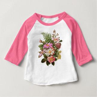 flower bouquet baby T-Shirt