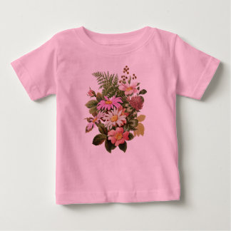 flower bouquet baby T-Shirt