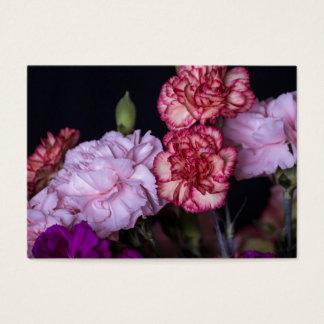 Flower Bouquet Business Card