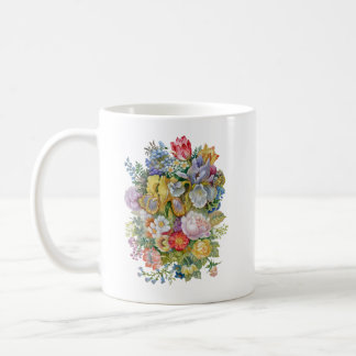 Flower Bouquet Classic Mug