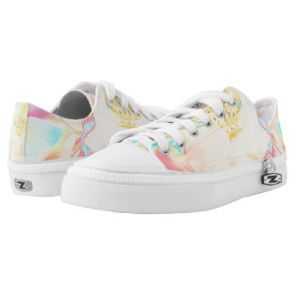 Flower bouquet...Copycolor Low-Top Sneakers