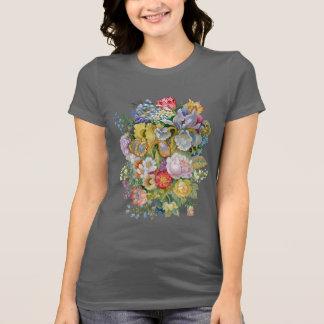 Flower Bouquet Dark T-Shirt