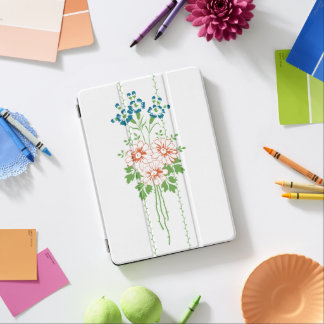 Flower bouquet... iPad air cover