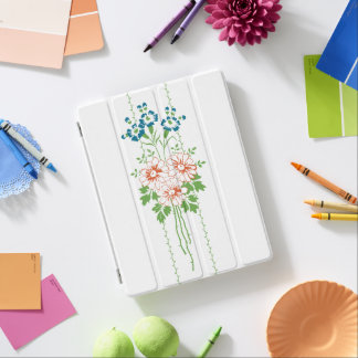 Flower bouquet... iPad cover