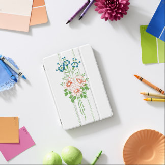 Flower bouquet... iPad mini cover