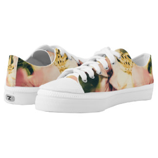 Flower bouquet... Low-Top sneakers