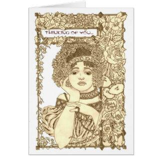Flower Bower Card
