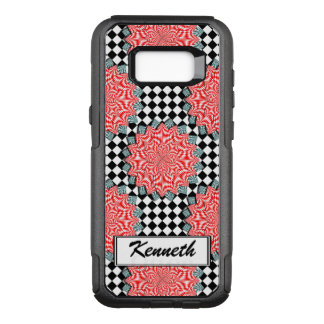 Flower by Kenneth Yoncich OtterBox Commuter Samsung Galaxy S8+ Case