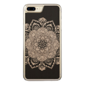 Flower Carved iPhone 8 Plus/7 Plus Case