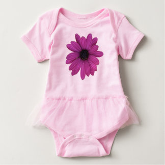 Flower Child Baby Bodysuit