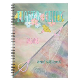 Flower Child Dream Journal