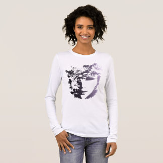 Flower Child III Long Sleeve T-Shirt