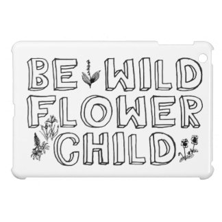 Flower Child iPad Mini Covers
