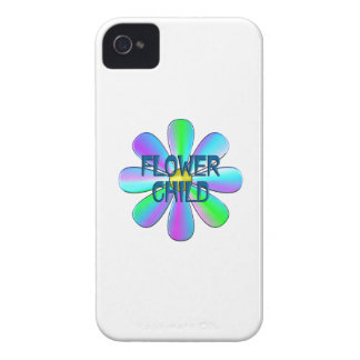Flower Child iPhone 4 Covers