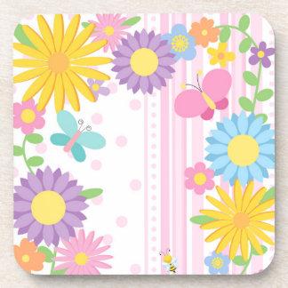 Flower Coaster