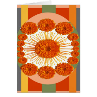 FLOWER Collection Collage - Love n Romance Greeting Card