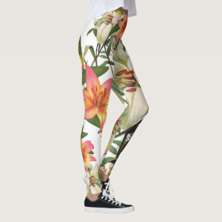 flower combo 300 leggings