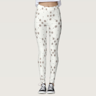 Flower Constellation Leggings