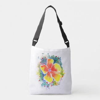 Flower Crossbody Bag