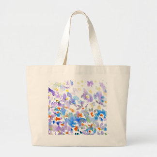 ''Flower dance'' Large Tote Bag
