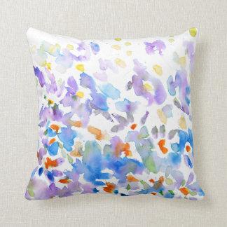 ''Flower dance'' Throw Pillow