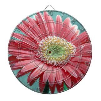 flower dartboard