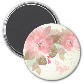 Flower Decor 15 Magnet