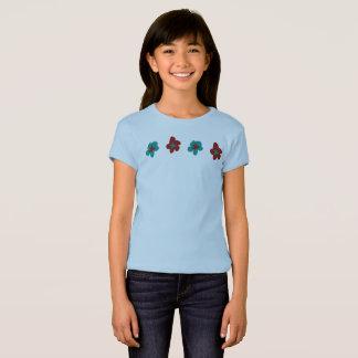 Flower Design Graphics by Josephine Took T-Shirt