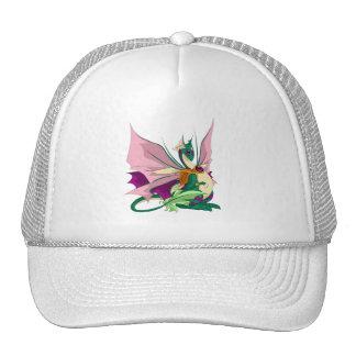 Flower Dragon Hat