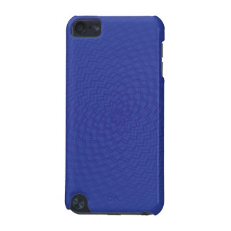 Flower Energy Pattern Purples iPod Touch (5th Generation) Cover
