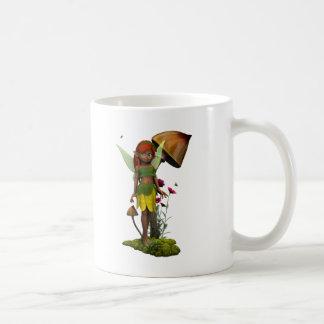 Flower Fae Coffee Mug