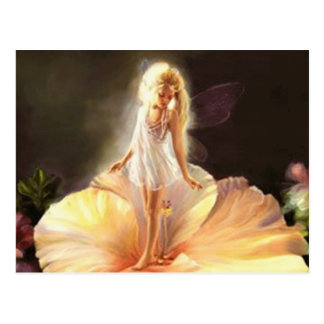 Flower Fairy Postcard