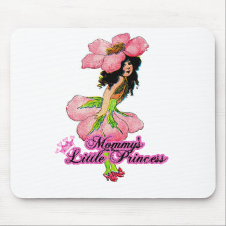 Flower Fairy Princess Mouse Pad