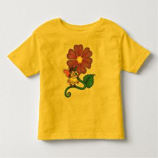 flower fairy toddler t-shirt