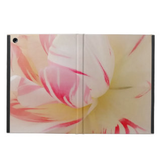 Flower festival tulip colorful pastels case for iPad air