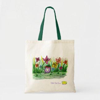 Flower Field Little Llost Grape bag