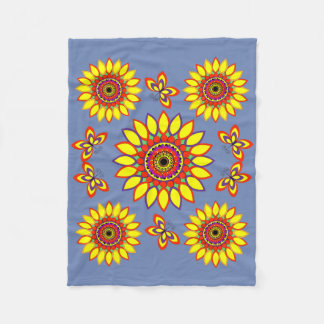 Flower Fling Blanket