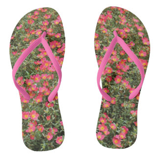 Flower Flops Flip Flops