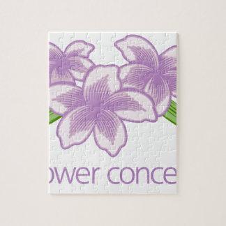 Flower Floral Florist Icon Puzzle