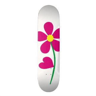 flower floral,skate games,world,april,zobmies,cod, custom skate board