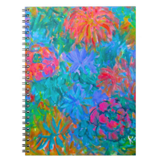 Flower Flow Notebook