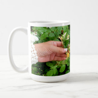 Flower for you coffee mug