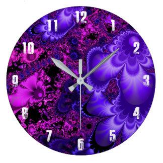 Flower Fractal Clock
