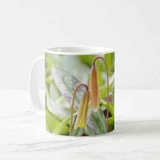 Flower Friends Coffee Mug, Flower Coffee Mug
