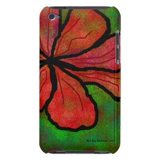 Flower fun iPod touch cover