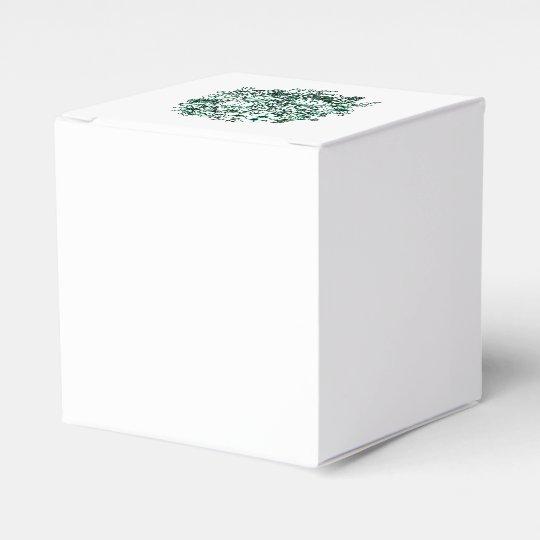 Flower Garden 1 Favor Boxes