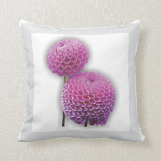 Flower Garden - Dahlia Pillow