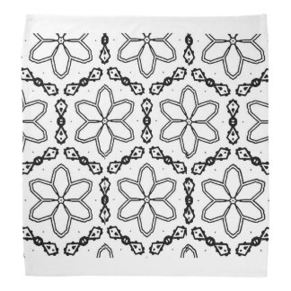 Flower Garden Delight Bandanas