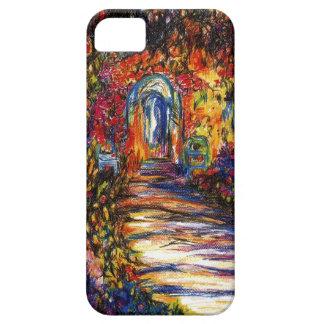 Flower Garden iPhone 5 Cases